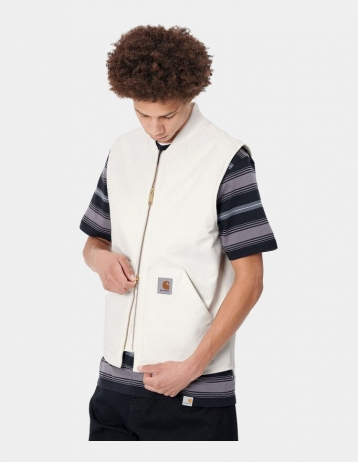 Carhartt Wip Vest Wax Rigid. - Product Photo 2