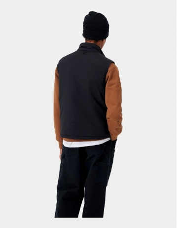Carhartt Wip Colewood Vest Black. - Product Photo 2