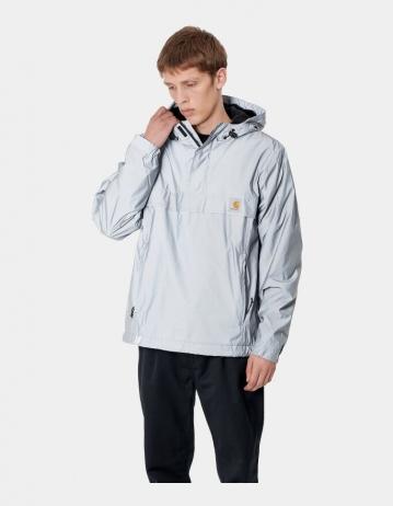 Carhartt Wip Nimbus Reflective Pullover Grey Reflective. - Product Photo 1