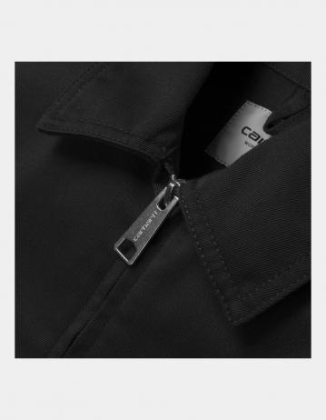 Carhartt Wip Modular Jacket (Summer) Black Rinsed. - Product Photo 2