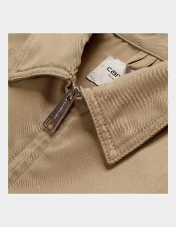 Carhartt Wip Modular Jacket (Summer) Leather Rinsed. - Product Photo 2