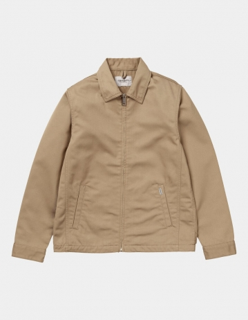 Carhartt Wip Modular Jacket (Summer) Leather Rinsed. - Product Photo 1