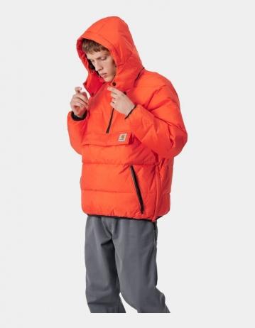 Carhartt Wip Jones Pullover Safety Orange. - Product Photo 2