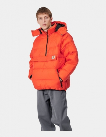 Carhartt Wip Jones Pullover Safety Orange. - Product Photo 1