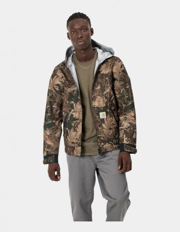 Carhartt Wip Gore-Tex Infinium™ Active Jacket Camo Combi. - Product Photo 1