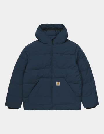Carhartt Wip Byrd Jacket Admiral. - Product Photo 1