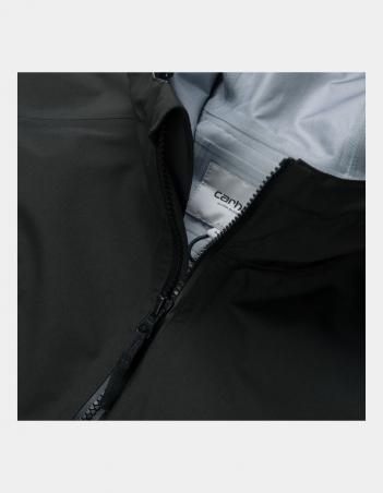 Carhartt WIP GORE-TEX INFINIUM™ Point Pullover Black. - Man Jacket - Miniature Photo 3