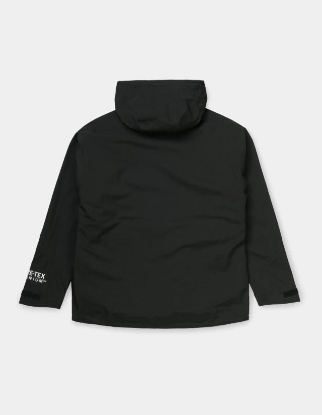 Carhartt Wip Gore-Tex Infinium™ Point Pullover Black. - Man Jacket  - Cover Photo 2