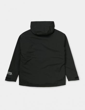 Carhartt WIP GORE-TEX INFINIUM™ Point Pullover Black. - Man Jacket - Miniature Photo 2