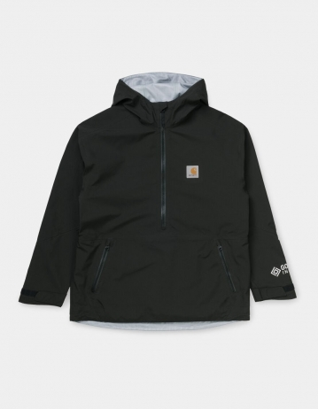 Carhartt Wip Gore-Tex Infinium™ Point Pullover Black. - Product Photo 1