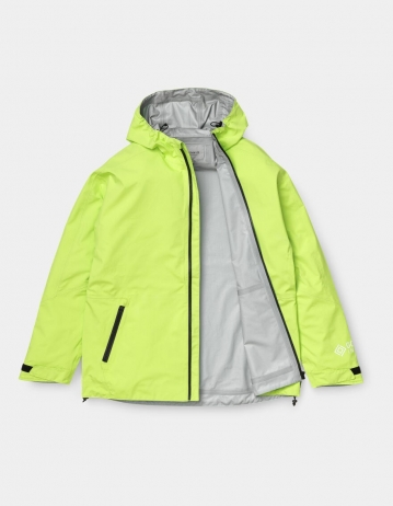 Carhartt Wip Gore-Tex Infinium™ Point Jacket Lime. - Product Photo 2