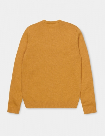 Carhartt Wip Allen Sweater Winter Sun. - Product Photo 2