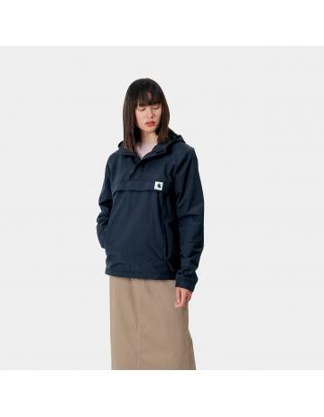 Carhartt Nimbus Pullover Woman Dark Navy - Product Photo 2