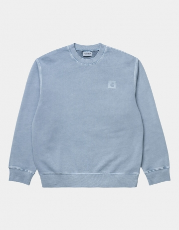 Carhartt Wip Sedona Sweat Frosted Blue. - Product Photo 1