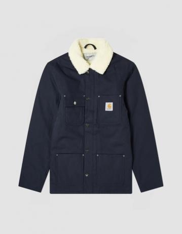 Carhartt Fairmount Coat Dark Navy - Product Photo 1