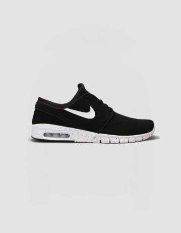Nike Sb Stefan Janoski Max Shoes - Black - Product Photo 1