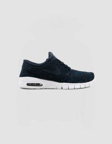 Nike Sb Stefan Janoski Max Shoes - Obsidian/Mineral Gold - Product Photo 1