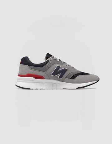 New Balance - 997h - Team Away Grey - Product Photo 1