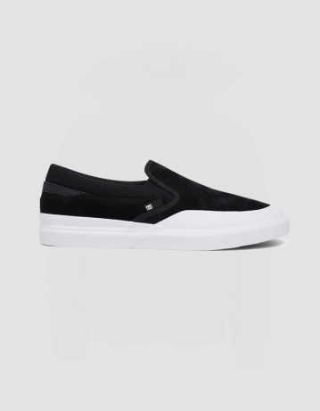 Dc Shoes - Infinite Slip On - Black - Product Photo 1