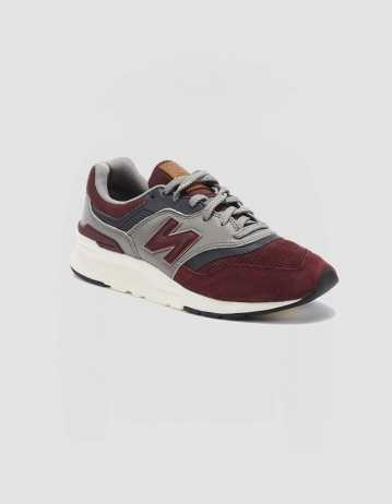 New Balance - 997h - Red/Navy - Product Photo 1