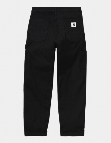 Carhartt Wip W Pierce Pant Black Rinsed. - Product Photo 2