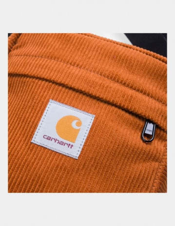 Carhartt Wip Cord Bag Small Brandy. - Product Photo 2
