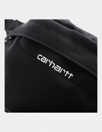 Carhartt Wip Payton Hip Bag Black / White. - Product Photo 2