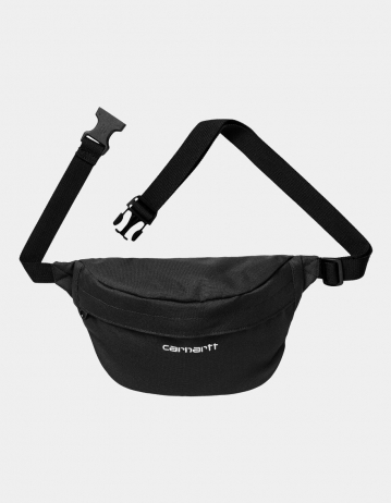 Carhartt Wip Payton Hip Bag Black / White. - Product Photo 1