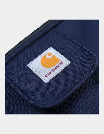 Carhartt Wip Essentials Bag, Small Dark Navy. - Product Photo 2