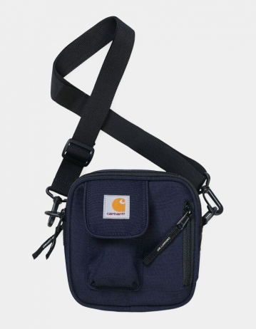 Carhartt Wip Essentials Bag, Small Dark Navy. - Product Photo 1