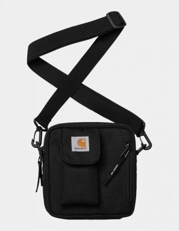 Carhartt Wip Essentials Bag, Small Black. - Product Photo 1