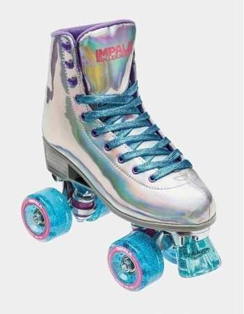 Impala Rollerskates – Holographic - Roller Skates - Miniature Photo 5