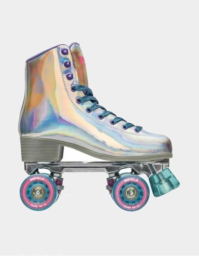 Impala Rollerskates – Holographic - Roller Skates  - Cover Photo 1