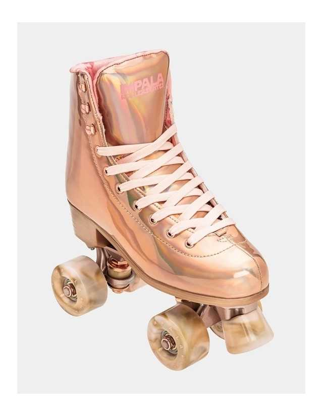Impala Rollerskates – Marawa Rose Gold - Roller Skates  - Cover Photo 6