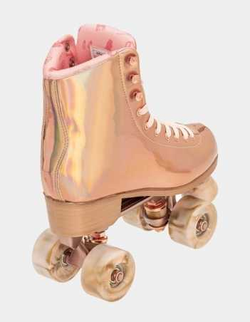 Impala Rollerskates – Marawa Rose Gold - Roller Skates - Miniature Photo 7