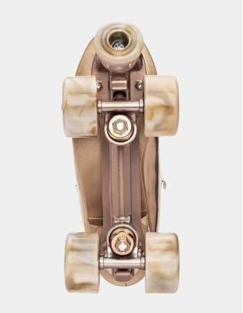 Impala Rollerskates – Marawa Rose Gold - Roller Skates - Miniature Photo 4