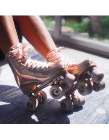 Impala Rollerskates – Marawa Rose Gold - Roller Skates - Miniature Photo 8