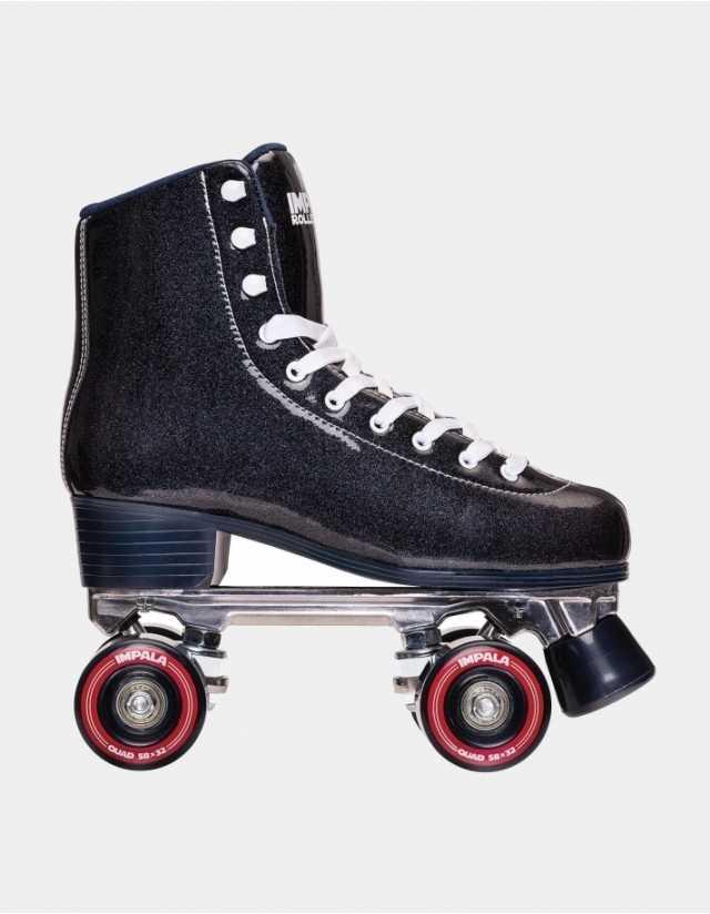 Impala Rollerskates – Midnight - Roller Skates  - Cover Photo 1