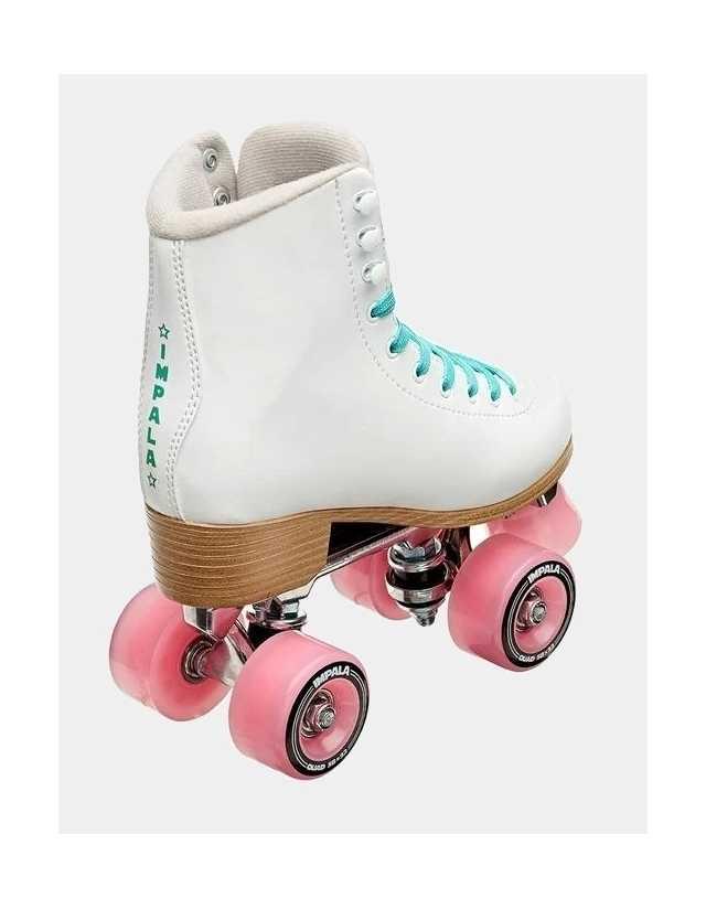 Impala Rollerskates – White - Roller Skates  - Cover Photo 6
