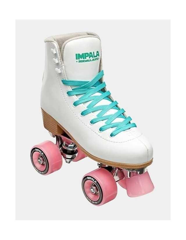 Impala Rollerskates – White - Roller Skates  - Cover Photo 5