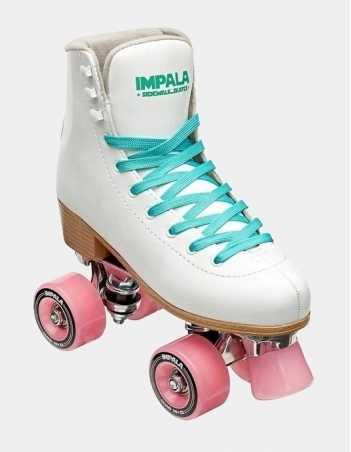 Impala Rollerskates – White - Roller Skates - Miniature Photo 5
