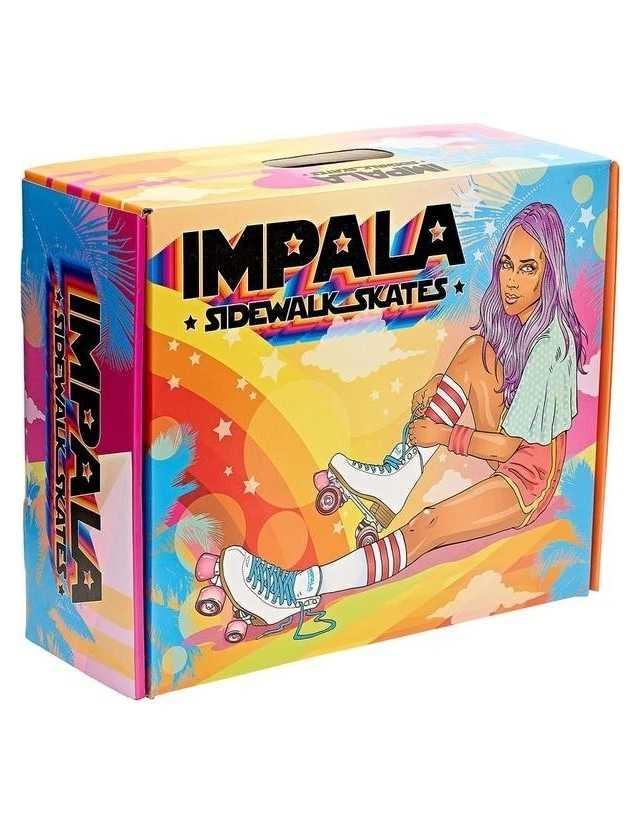 Impala Rollerskates – White - Roller Skates  - Cover Photo 10