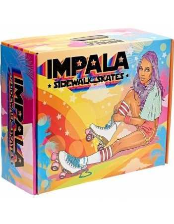Impala Rollerskates – White - Roller Skates - Miniature Photo 10