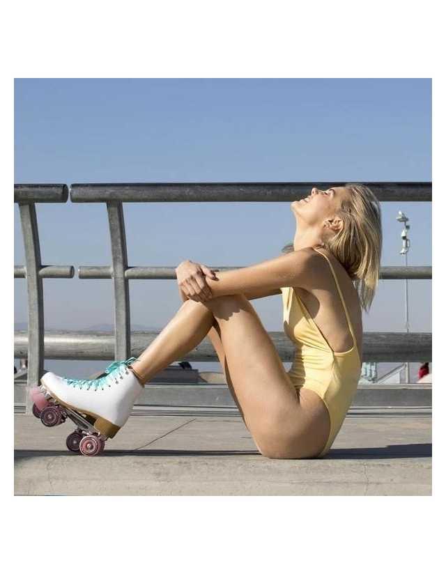 Impala Rollerskates – White - Roller Skates  - Cover Photo 9