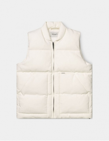 Carhartt W Brooke Vest Wax