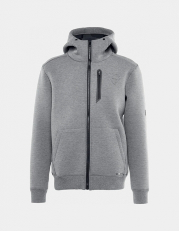Brunotti Staghorn Jacket Mid Grey Melee - Product Photo 1