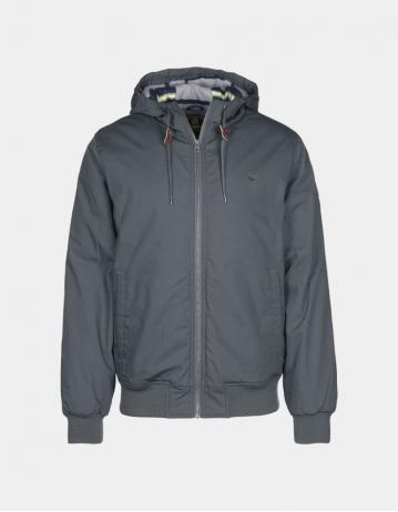 Element Dulcey Jacket Stone Grey - Product Photo 1