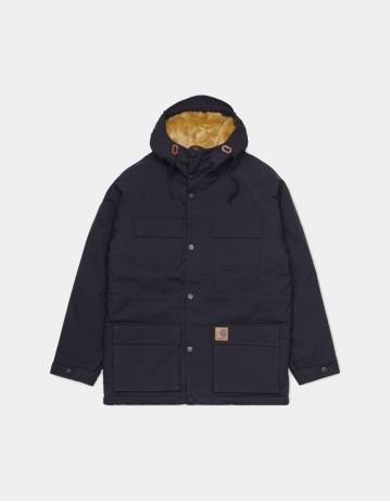 Carhartt Meatley Jacket Dark Navy - Product Photo 1