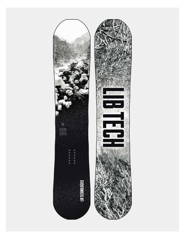 Lib Tech Cold Brew 2020 - Snowboard  - Cover Photo 1