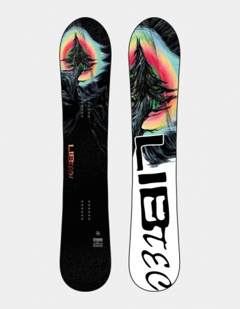 Lib Tech Dynamo C3 - Snowboard - Miniature Photo 1